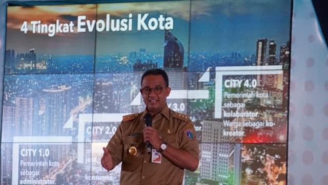 Anies Baswedan: Kami Memprioritaskan Masalah Kemiskinan di Jakarta