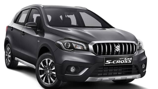 Suzuki Vitara dan S-Cross Bakal Punya Varian Hybrid