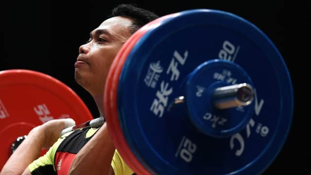 Asian Games Hari Ini: Kans Besar Eko Yuli Sumbangkan Emas