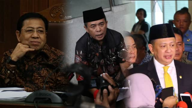 Ketua DPR Sudah Tiga Kali Berganti dalam Satu Periode