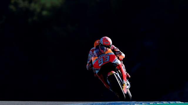 Kualifikasi MotoGP Jerman: Marquez Start Terdepan, Rossi Keenam