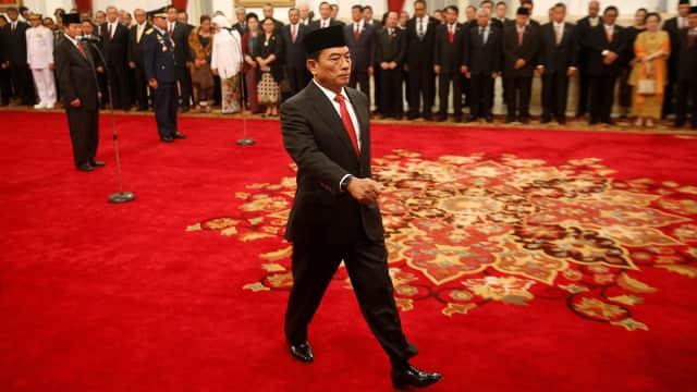 Bursa Capres 2019: Moeldoko, Sang Jenderal TNI Calon Pendamping Jokowi
