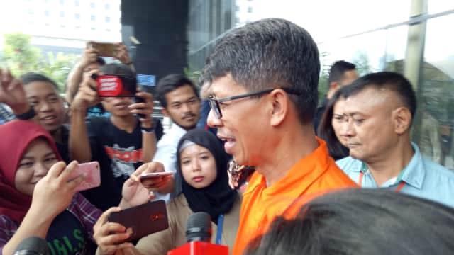 Eks Kalapas Sukamiskin yang Di-OTT KPK: Saya Salah Mengelola Lapas