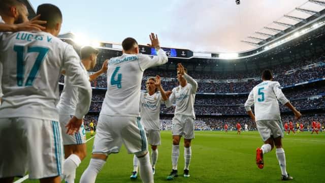 Real Madrid Memang Boros, tetapi Tidak Asal Buang Duit