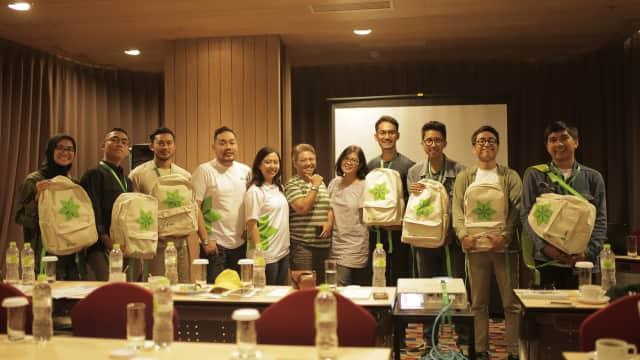 5 Agenda Seru Sobat Air ADES di Conservacation Yogyakarta