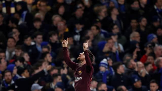 Messi Selamatkan Barcelona dari Kekalahan di Stamford Bridge