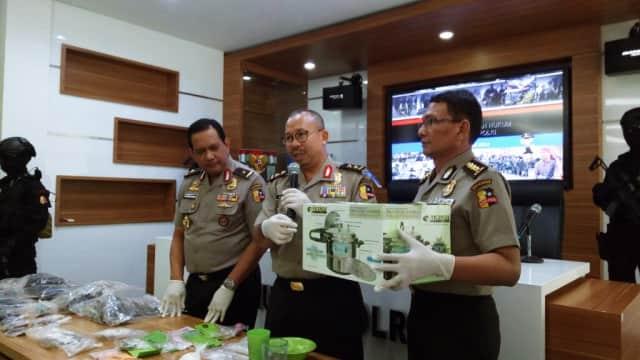 Densus Sudah Tangkap 41 Terduga Teroris Pascabom Kampung Melayu