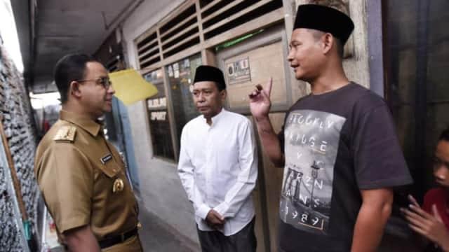 Anies Baswedan Melayat ke Rumah Jakmania yang Tewas Dikeroyok