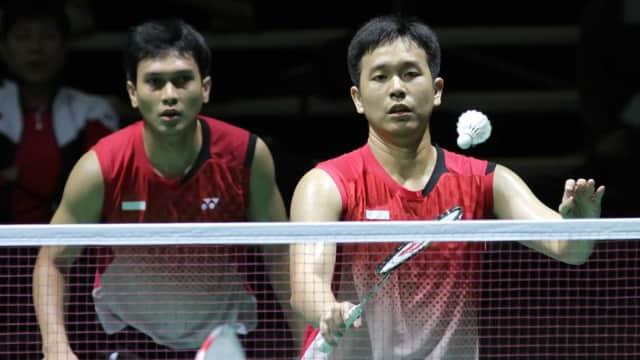Jumpa Yunhui/Juchen, Hendra/Ahsan Dinaungi Rekor Buruk
