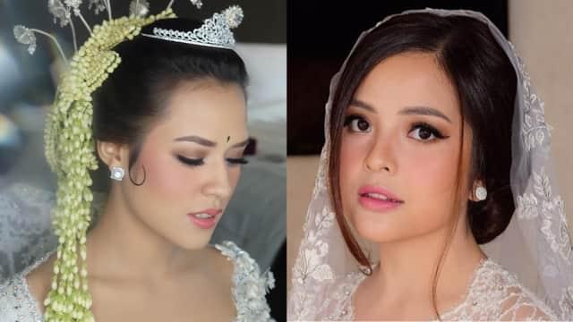 Gaya Wedding Makeup Natural Pilihan 5 Selebriti Indonesia