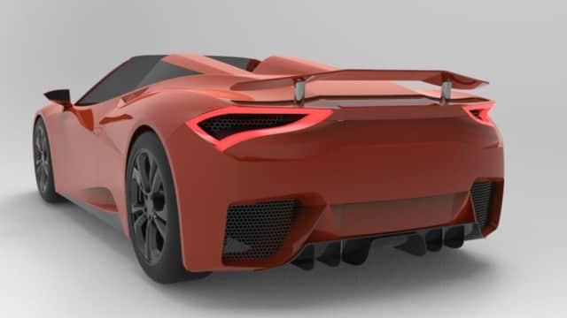 FH-01 Roadster, Desain Mobil Listrik Karya Mahasiswa UGM
