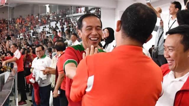 Anies: Pak Presiden Beri Ucapan Selamat Setiap Persija Cetak Gol