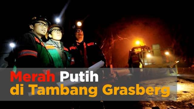 Menyiapkan Putra-Putri Indonesia untuk Mengelola Tambang Grasberg
