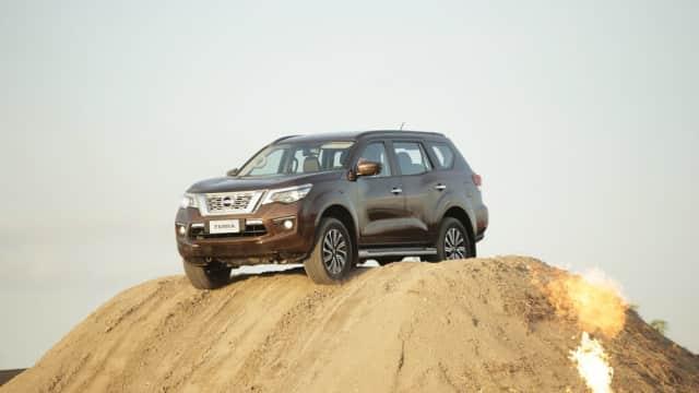 Modal Nissan Terra Bertarung dengan Fortuner dan Pajero Sport