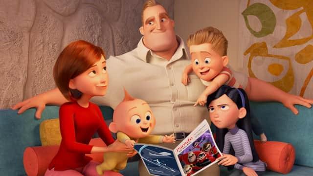 'Incredibles 2' Cetak Rekor Debut Box Office