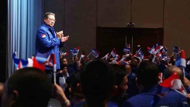 SBY: Politik Makin Memanas Jelang Pemilu 2019