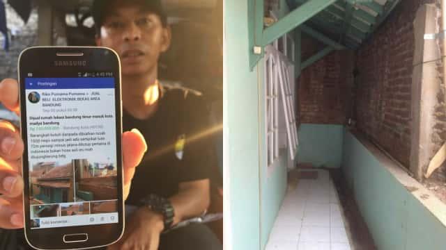 Video: Mencoba Masuk ke Rumah Pak Eko yang Diblokade Tetangga