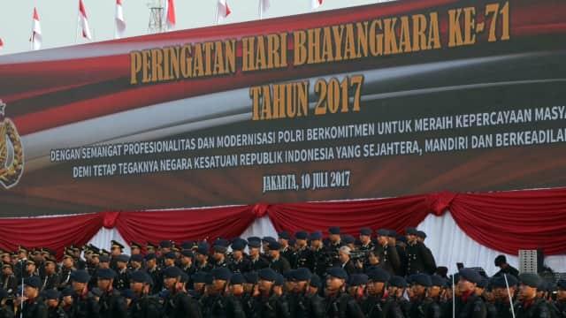 Jokowi Juga Beri Penghargaan ke Polisi Korban Bom Melayu dan Penusukan