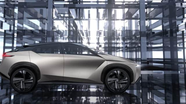 Ambisi Nissan Jual 1 Juta Unit Kendaraan Listrik per Tahun