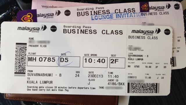 Cari Tahu Makna Angka, Huruf dan Kode Lainnya pada Boarding Pass Kamu