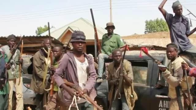 Militer Nigeria Selamatkan 76 Siswi yang Diculik Boko Haram