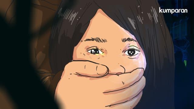 Upaya Penculikan Bocah di Medan Gagal Karena Korban Melarikan Diri