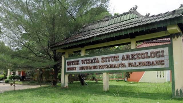 Polemik Penghancuran Situs Kerajaan Sriwijaya untuk Tempat Wisata