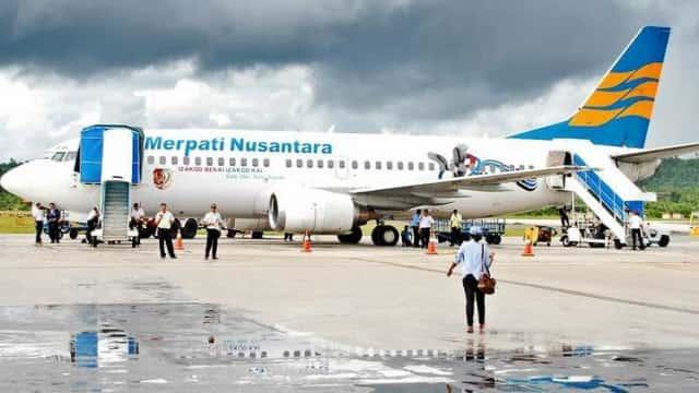 5 Fakta tentang Merpati Airlines yang Ingin Terbang Lagi