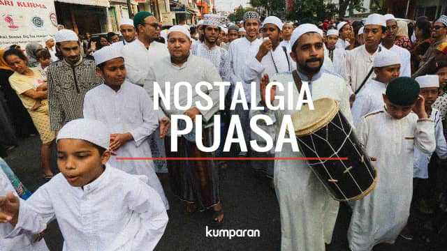 Diari Ramadhan: Nostalgia Puasa