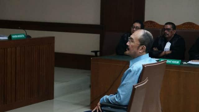 Fredrich Yunadi Dihukum 7 Tahun Penjara