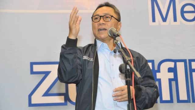 Bamsoet DPR-1, Zulkifli Hasan Harap Tak Ada Lagi Permainan Anggaran