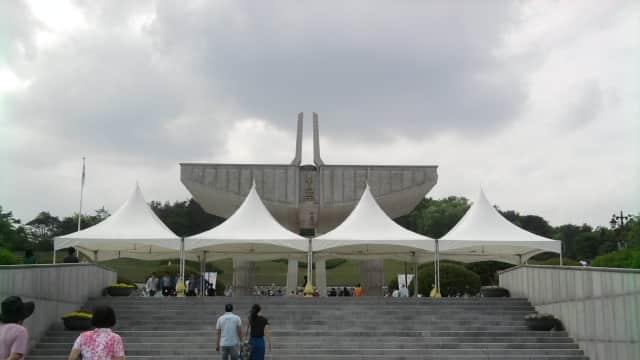 2 Tempat untuk Mengenang Pejuang Pemberontakan Gwangju