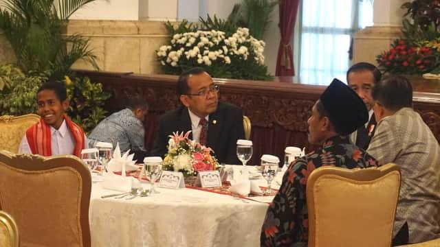 Saat Jokowi Minta Joni Jalan-jalan ke Dufan dan Taman Mini