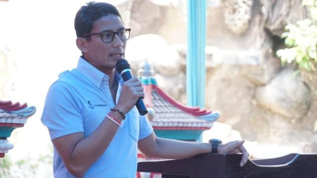 Sandi soal Wagub DKI: Prabowo Akan Sepakati dengan PKS