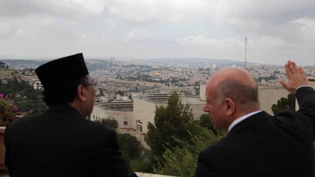 Ngabalin: Gus Yahya Berhasil Sampaikan Pesan Perdamaian ke Israel