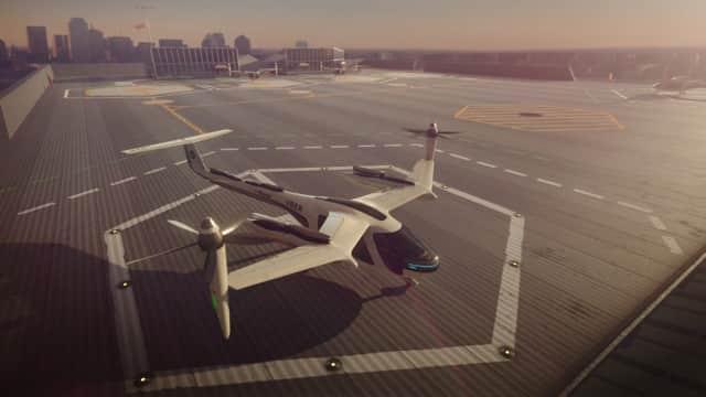 Uber Bajak Ahli Baterai Tesla untuk Garap Proyek Taksi Terbang
