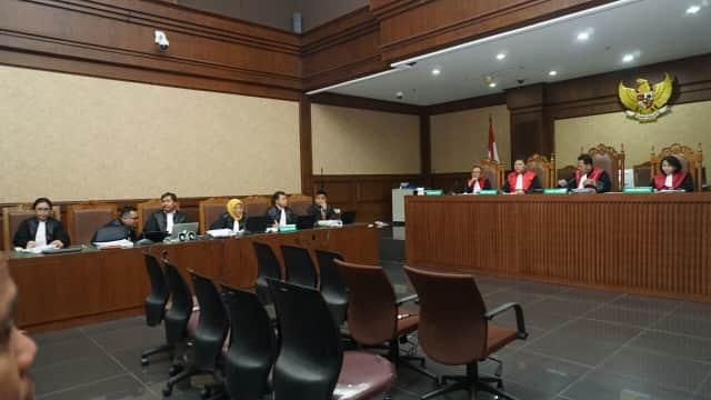 Politikus Gerindra Rindoko Sangkal Ikut Mengatur Anggaran e-KTP