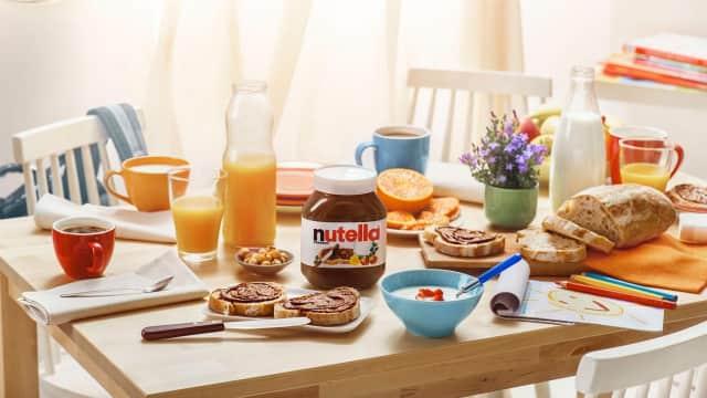 Ubah Resep, Nutella Tingkatkan Kandungan Gula dan Susu