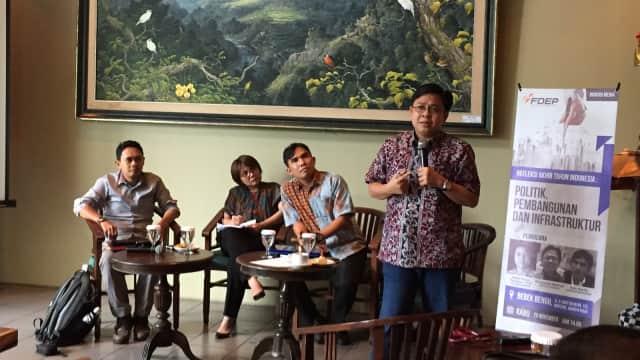 Jokowi Perlu Pandai Kelola Isu untuk Tingkatkan Angka Kepuasan Publik