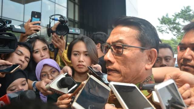 Moeldoko Mengaku Tak Kenal dengan Co-Founder Asia Sentinel Lin Neumann