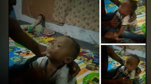 KPAI Minta Polisi Selidiki Kasus Bayi Dijejal Rokok