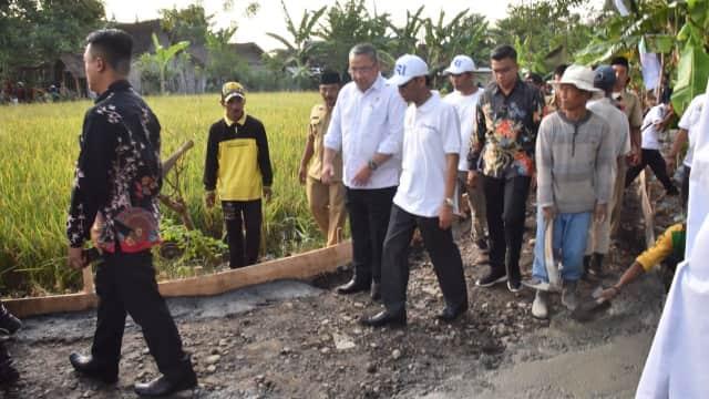 Mendes soal Dana Desa Naik di 2019: Keuangan Negara Lagi Baik