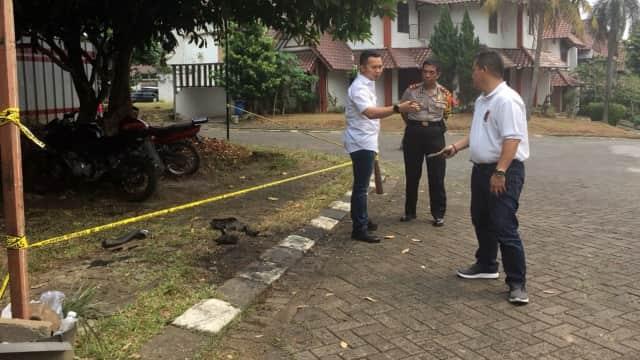 Polisi Selidiki Penyebab Mobil Neno Warisman Terbakar