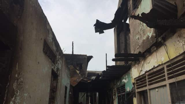 Identitas Korban Luka Kebakaran di Bidara Cina, Jakarta Timur
