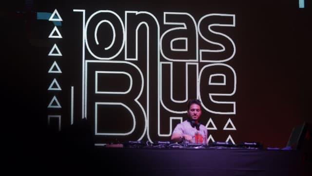 Jonas Blue Beri Penampilan Tanpa Jeda di We The Fest 2017