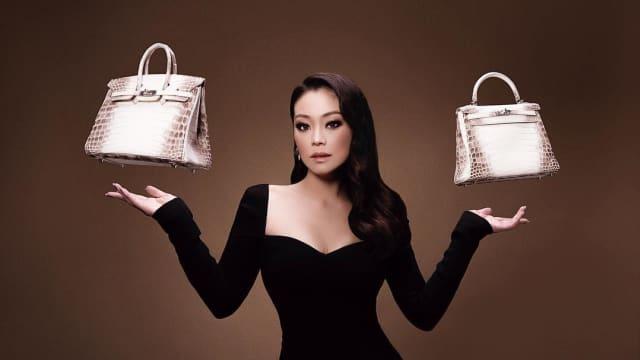 Cerita Nina Kaginda Soal Investasinya di Tas Hermes