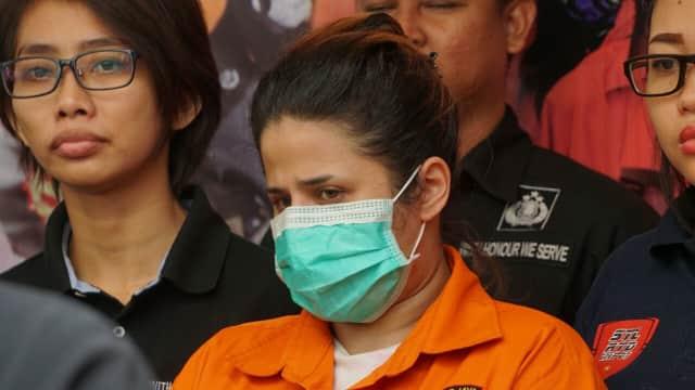 Dhawiya Zaida Dituntut Hukuman 2 Tahun Rehabilitasi