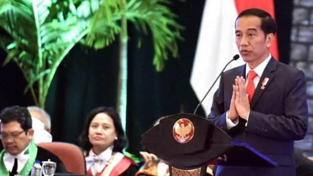 Kisah Jokowi Pernah Muda dan Cita-cita Jadi Pegawai Perhutani
