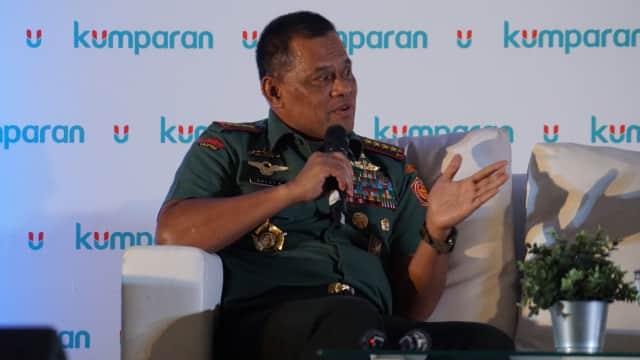 Panglima TNI: Setiap Prajurit Adalah Wartawan