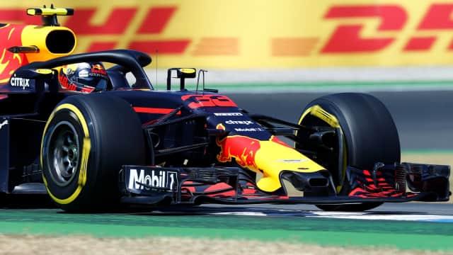 FP2 GP Jerman: Verstappen Tercepat, Duo Mercedes Mengekor